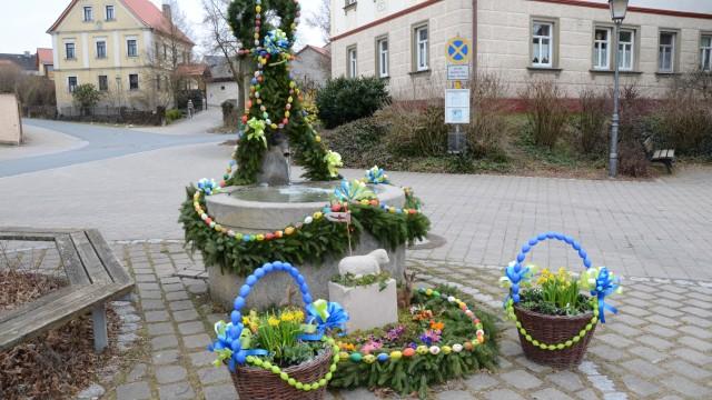 Osterbrunnen Stappenbach