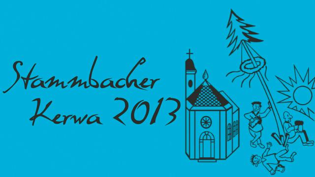 Kerwa-Ankündigung 2013